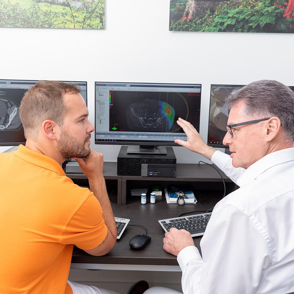 Planung - Strahlentherapie Horb am Neckar